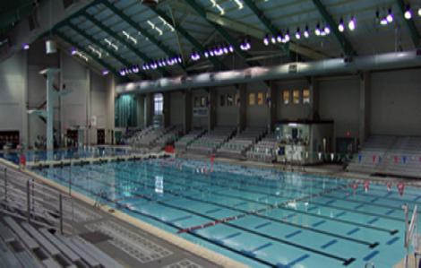 Hvac Upgrades At Palo Alto College Natatorium