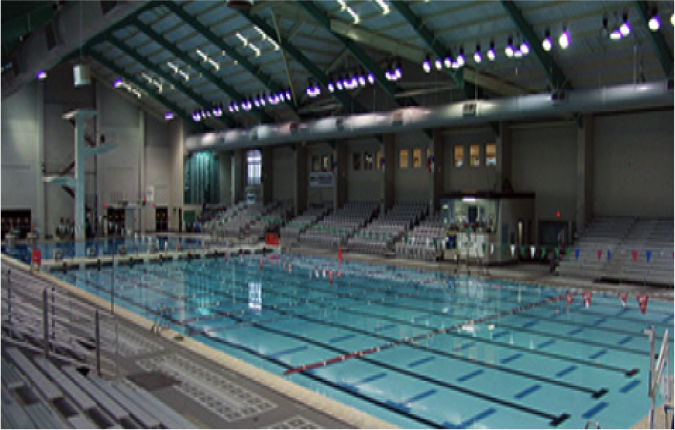 HVAC Upgrades at Palo Alto College Natatorium