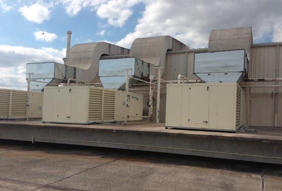 Hangar 48 Replace Air Handling Systems