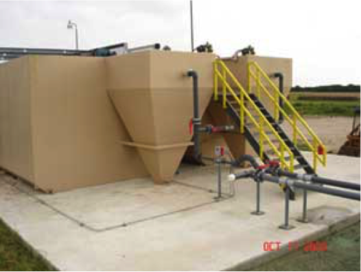 Mission Wastewater Treatment System